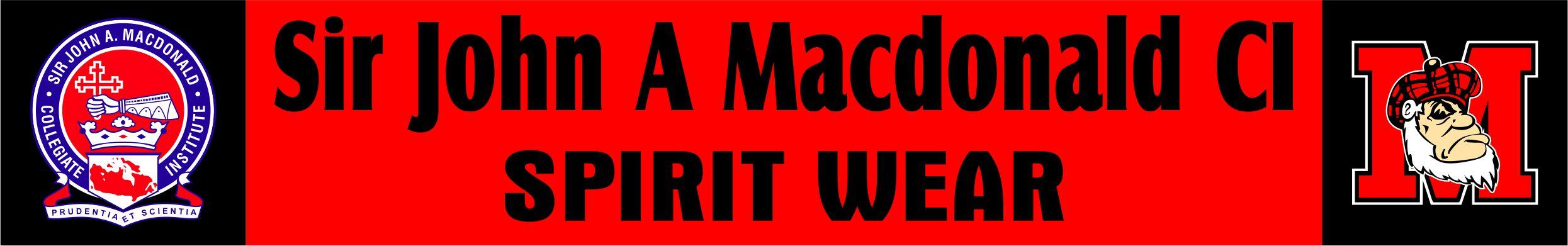 Sir John A Macdonald CI Logo